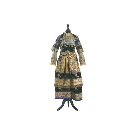 costume glazik femme 1890