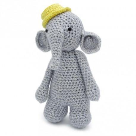 kit crochet- Billy l'éléphant