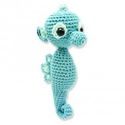 kit crochet-molly l'hippocampe