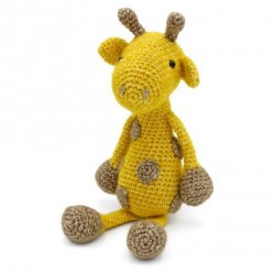 kit crochet-george la girafe