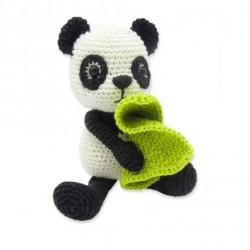 kit crochet- Tom le panda