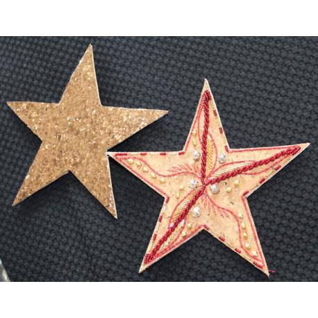 kit étoile bronze