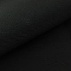 coton oxford noir