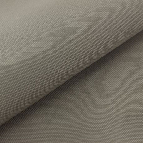 coton oxford taupe
