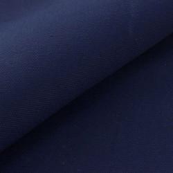 coton oxford marine