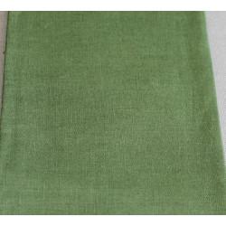 carré de lin 30*30 cm vert