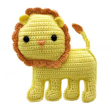 kit crochet - luca le lion
