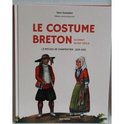 LE COSTUME BRETON au début du 19è siècle