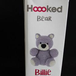Hooked bear billie