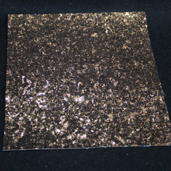 tissu pailleté caviar bronze