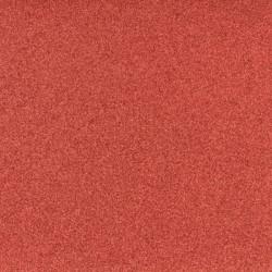 tissu pailleté rouge