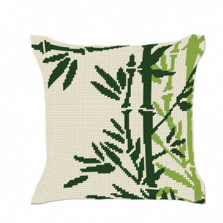 coussin bambou