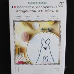 kangourou et mini k