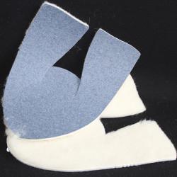 chaussons rivalin bleu