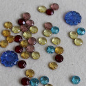Strass et cabochons